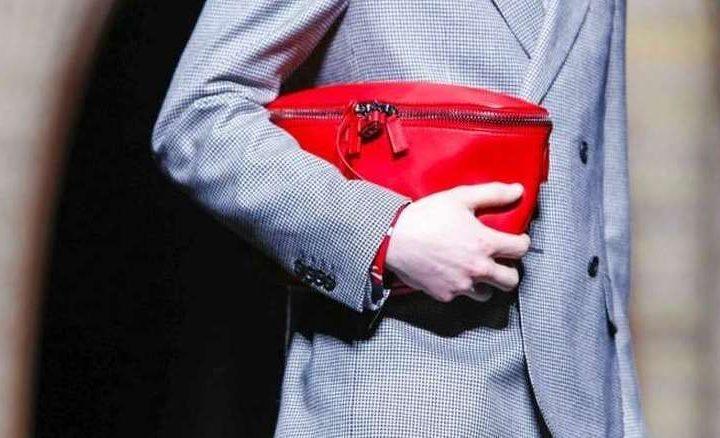 Il Borsetto da uomo, il nuovo accessorio moda maschile