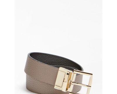 GUESS W20 Alby Cintura Donna reversibile e regolabile
